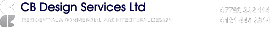 CB Design Services - Residentail and commercial architectural design services